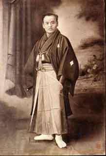 Фотография Сокаку Такеда в молодости