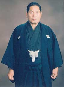 Токимуне Такеда сенсей