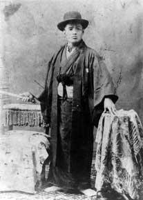 Молодой Сокаку Такеда