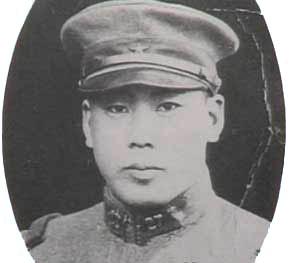 Такеда во время службы в армии японии