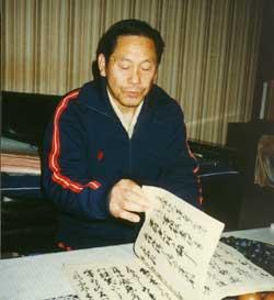 Пожилой Токимуне Такеда