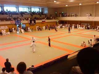 Соревнования по томики-рю. Япония