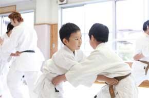 Детская группа айкидо