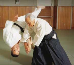 Возраст - не помеха для занятий айкидо
