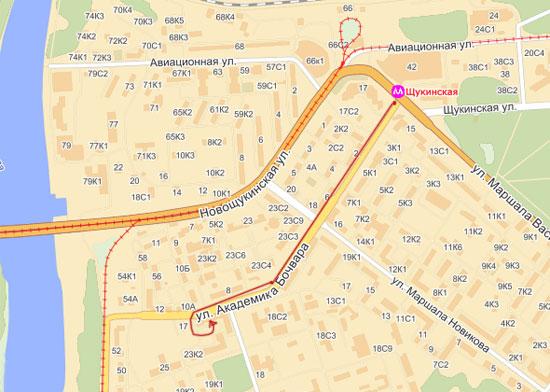 Станция метро Щукинская-это одна из станций Таганско–Краснопресненской линии метро.  Выйдя на поверхность, вы...
